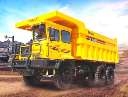 TL875 Mining Dump Truck