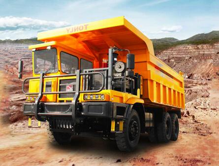 TL855 Mining Dump Truck