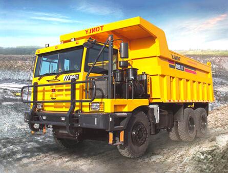 TLD Mining Dump Truck