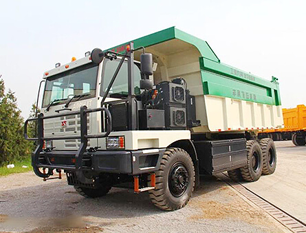 TLE New Energy Truck