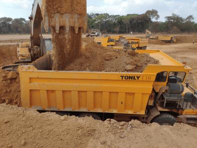 200 Plus Units TL875D Running in Democratic Republic of Congo